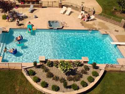 Swimming Pool Contractors And Hot Tub Store Paradise Pools Spas