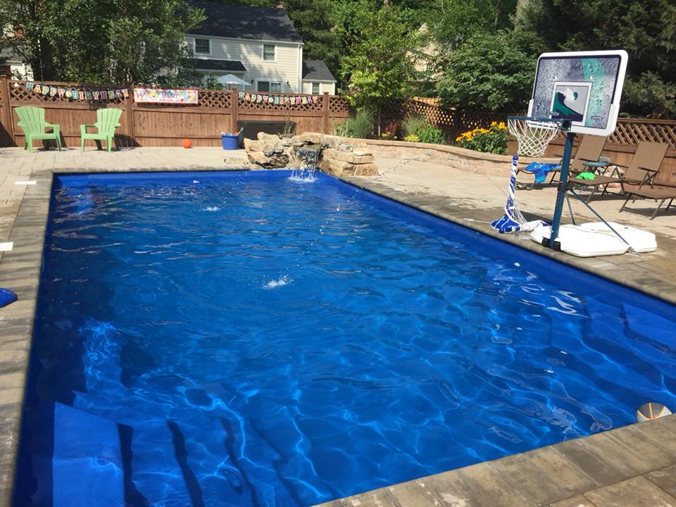 Fiberglass Swimming Pool Installation And Sales Company In